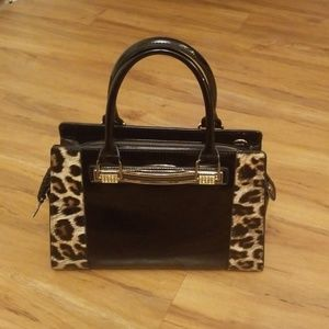 NWOT Juicy Couture 🐆Leopard print Tote